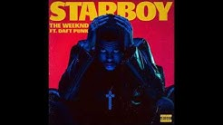 The Weeknd - StarBoy (Official Clean Version) Ft Daft Punk