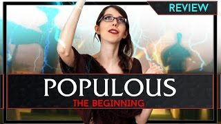 Como ser uma Deusa! Populous: The Beginning | Crítica do Game