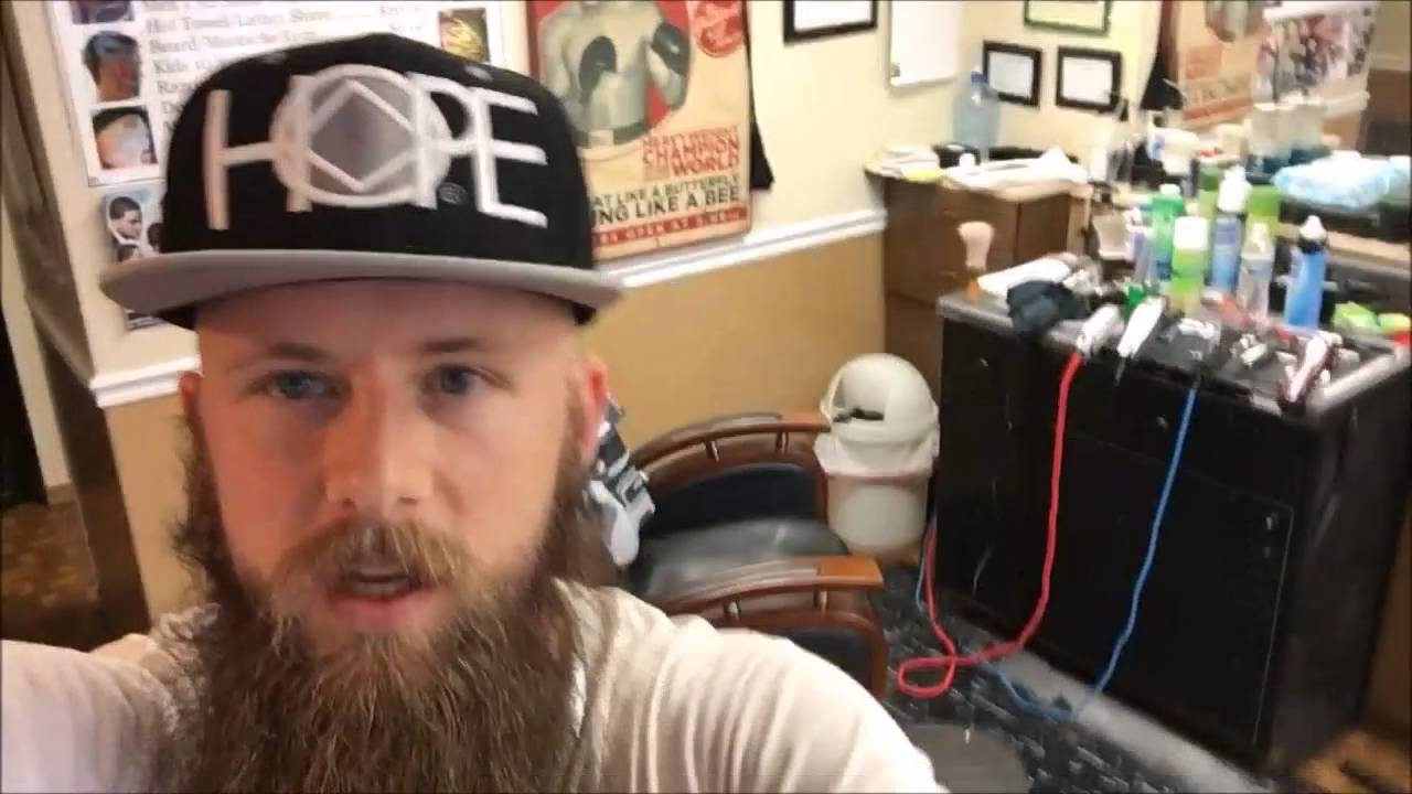 Barber Shop Visit Franks Barbershop Oak Ridge Tn Youtube