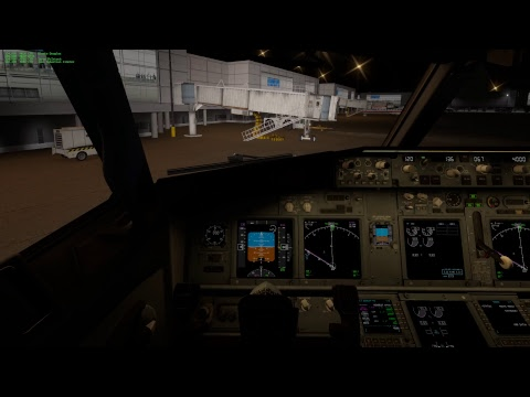 XPLANE 11 MTPP HAITI TO MKJP JAMAICA SQUAWK BOX DEFAULT 737 TEST FLIGHT PART 2