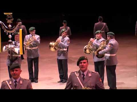 2016 VIT HD HEERESMUSIKKORPS KASSEL, GERMAN ARMY BAND
