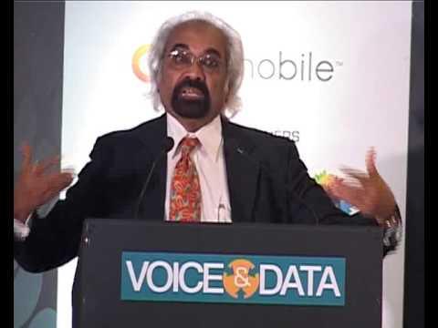 TLF: Sam Pitroda on Recharging the Indian Telecom