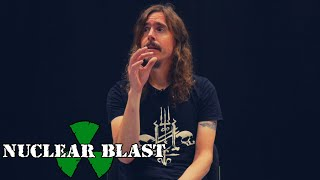 OPETH – Mikael answers fan questions – Writing and drinking… (FAN Q&A)
