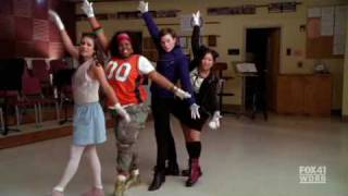 Download Glee - Sit Down, You're Rockin' The Boat - Tradução PtBr MP3 song and Music Video