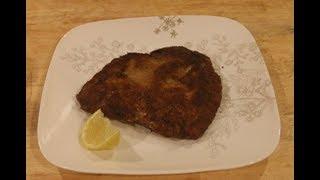 European Pork Schnitzel Recipe