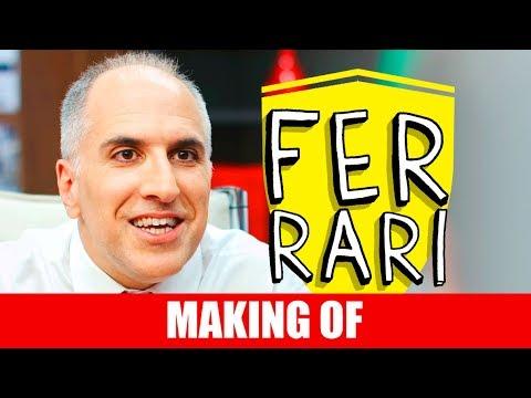 MAKING OF - FERRARI