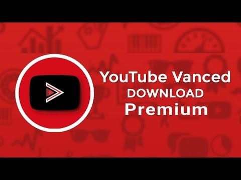 YouTube Vanced PREMIUM Black APK MOD | Para Android 2020 Última Versión