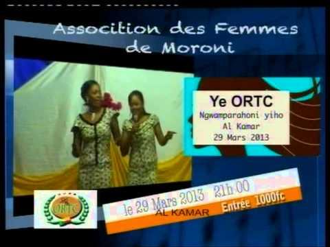 SOUTENEZ  TWARAB FEMME DE MORONI