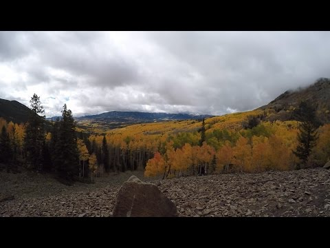 Ohio Pass Scenic Drive - Gunnison County Colorado - Part 4