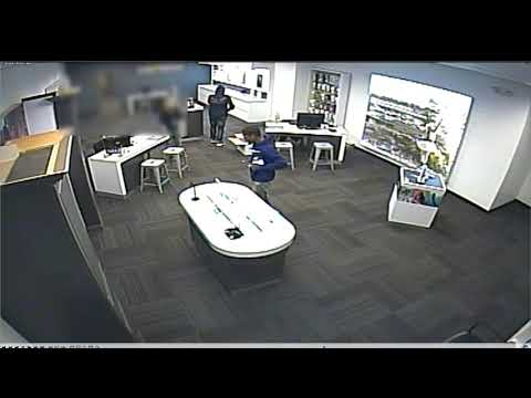 Police Release Video Of Suspects In Strong-Arm Robbery At Verizon Store In Fairfield