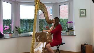 The rose (Bette Midler) - Hochzeitsharfe Münster | Harfe und Gesang harpcover