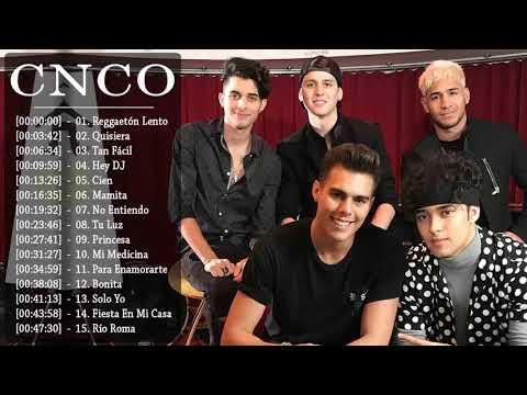 CNCO EXITOS Mix 2018 CNCO Sus Mejores Éxitos CNCO Grandes Éxitos