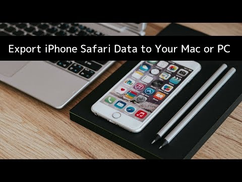 How to Export iPhone Safari Bookmarks and History to Mac or PC