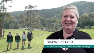 Leading a learning environment for all – Shayne Player