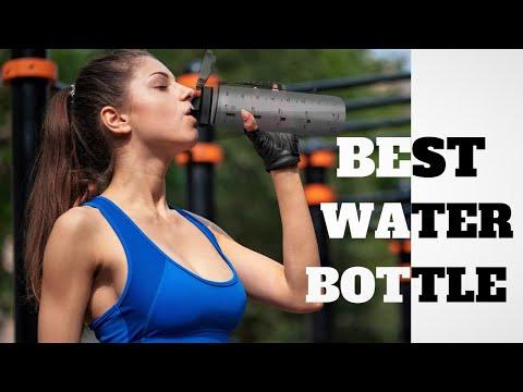 Top: 5 Best Water Bottles || Best Sports Water Bottles You Like Best.