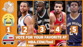 Shaqtin' A Fool: Shaqtin' A Fool is Contagious for the Warriors | Inside the NBA | NBA on TNT