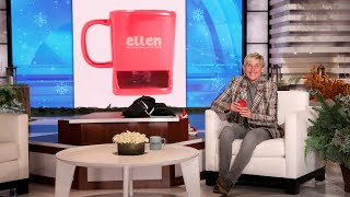 Get Cozy with These Holiday Ellen Shop Products!