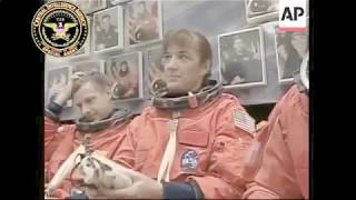 STS-115 NASA UFO INCIDENT