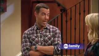 "Melissa & Joey 2x06 - ""Breaking Up is Hard to Do"" Promo"