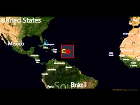 M 5.6 EARTHQUAKE - EAST OF BARBUDA, LEEWARD ISLANDS 12/03/11