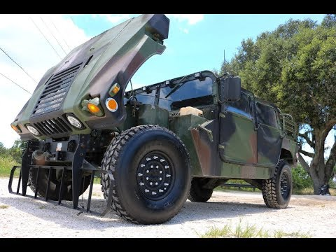 10 minute buildBuilding HMMWV in 10 minutesAMAZING TRANSFORMATION