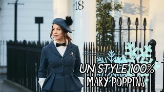 JE ME TRANSFORME EN MARY POPPINS - VLOGMAS 12