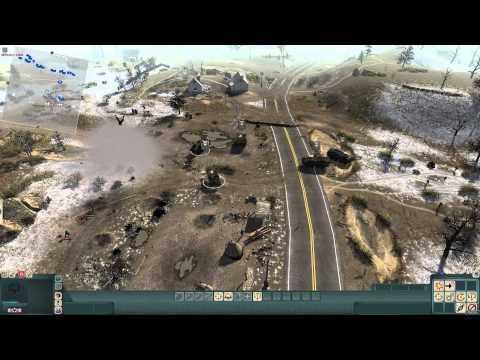 Men of War - UN vs Zombie
