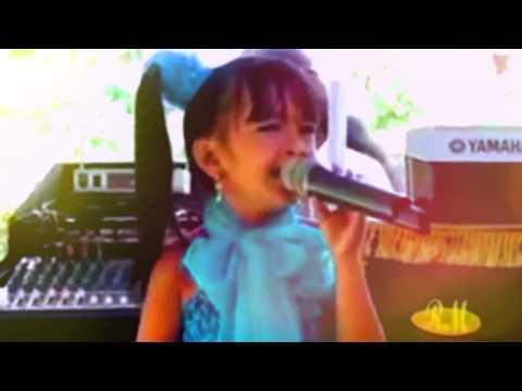 penerus Evi masamba - penyanyi cilik bersuara merdu (lagu Bugis)