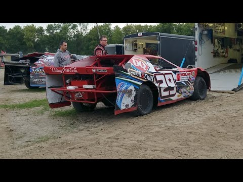 🔴Jeff Crouse Racing Live🔴 KRA Speedway Heat Race.   8/24/17