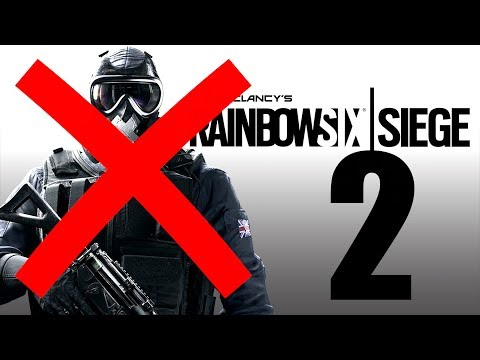 No Rainbow Six Siege 2