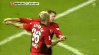 Sergej Barbarez scores a brilliant goal