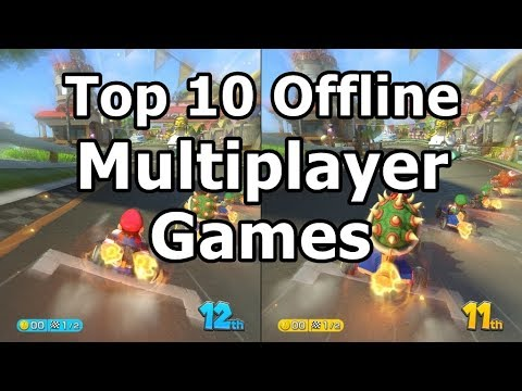 Top 10 Offline Multiplayer Games For Android Ios Via Wifi