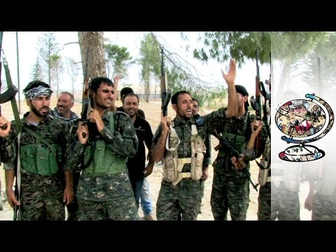 The Kurds Forging A New Nation In Syria
