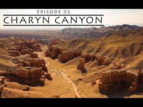 Charyn Canyon - Kazakhstan / Vlog Season 2 Episode 2