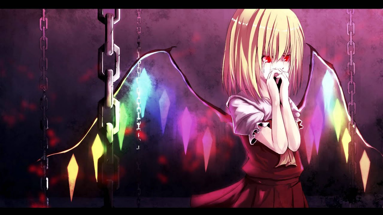 Black Sad Girl Wallpaper Ks Nightcore Dubstep Monster Remix Youtube