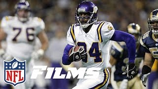 #2 Randy Moss | Top 10 Wide Receivers of the 2000s | NFL Films