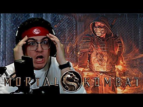 Mortal Kombat Movie - OFFICIAL REACTION! - Caboose