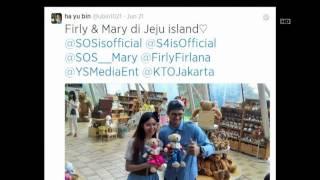 Mary S.O.S menjadi Duta Korea Tourism Organization