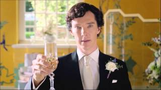 Sherlock Series 3: Episode 2 Trailer - BBC One