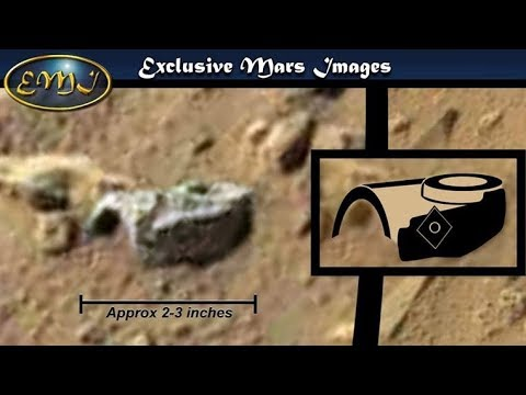 Exclusive Mars Images, NASA Sourced, Curiosity Rover