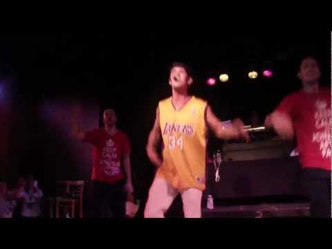 Aaron Carter- That's How I Beat Shaq 2013