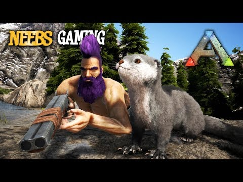 Ark: Survival Evolved - Otter Hunting