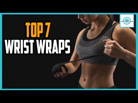 Best Wrist Wrap in 2020 Top 6 Fitness Wrist Wraps for Powerlifting & Weightlifting