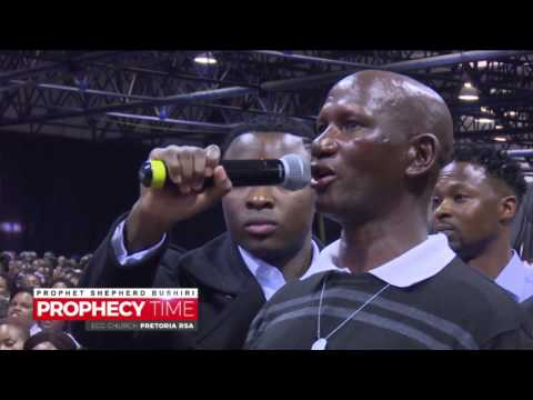 MAJOR 1 LAUNCHES NEW WAY OF PROPHESYING | DIPLOMATIC LIVE SERVICE
