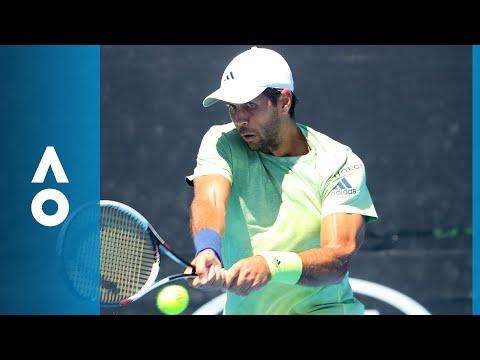 Roberto Bautista Agut v Fernando Verdasco match highlights (1R) | Australian Open 2018