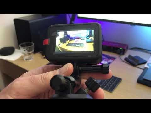 4th GoPro Hero 9 - Audio Pops