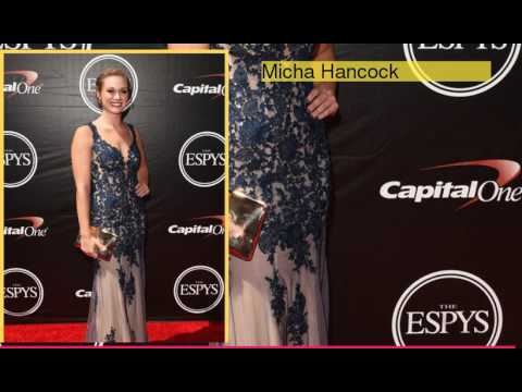 All of the Looks at the 2015 ESPY Awards