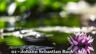 Johann Sebastian Bach Air Orchestral Suite No 3 In D Major 432hz Relaxing Meditation