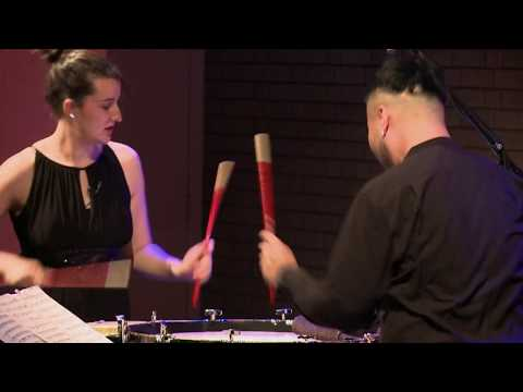 Rhythmic Unity | Aurora Percussion Duo | TEDxRNCM