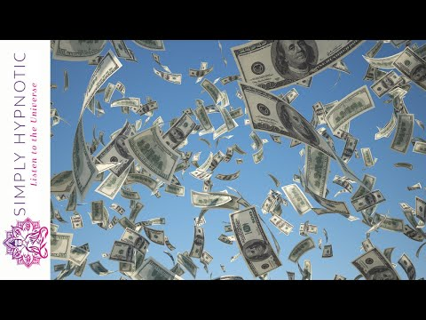 🎧 Attract an Abundance of Money, Prosperity and Luck | Law of Attraction | Simply Hypnotic